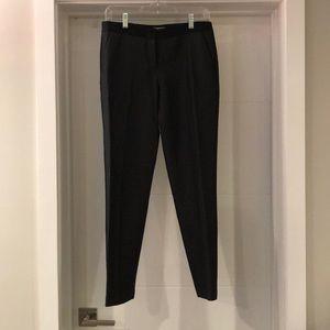 Tuxedo ankle pants